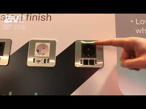 ISE 2018: Digitel Shows Off Its Source Power Outlet With Multiple Inputs Plus Power