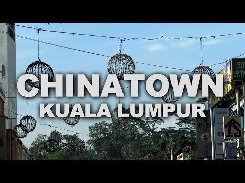 Petaling Street, the Chinatown of Kuala Lumpur