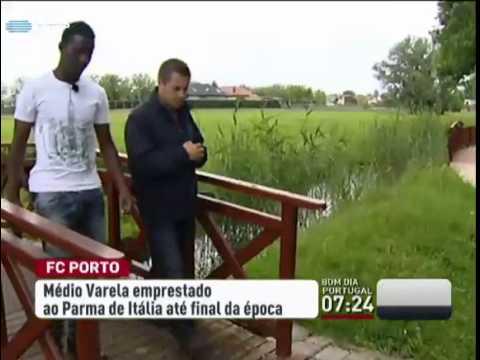 Silvestre Varela vai jogar no Parma até final da época