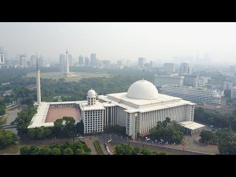 AMBIL GAMBAR PAKE DRONE !!! TAKBIR  BERKUMANDANG | SALAM #BikinNgiler !!! MOHON MAAF LAHIR DAN BATIN