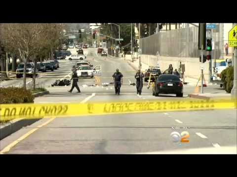 Man On Scooter Killed After Colliding With Santa Monica Patrol Car