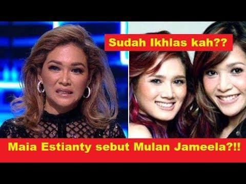 Download  DAMAI!! Maia Estianty sebut-sebut nama Mulan Jameela saat disini - Gosip artis Gratis, download lagu terbaru