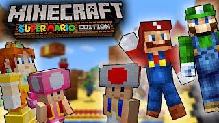 ABM: Mario, Luigi & Toad MINECRAFT!! Super Mario Adventure's!! HD