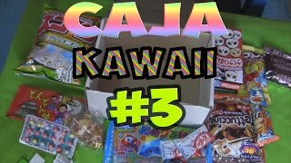 CAJA KAWAII #3 | FREEDOM JAPANESE MARKET | REGALO!!
