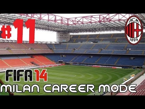 FIFA 14 Milan Career Mode Ep.  11 - ROMA, INTER, AND F MOVIE MAKER