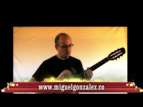 Guitar Lesson / Minor 6th Pentatonic Scale / www.miguelgonzalez.co