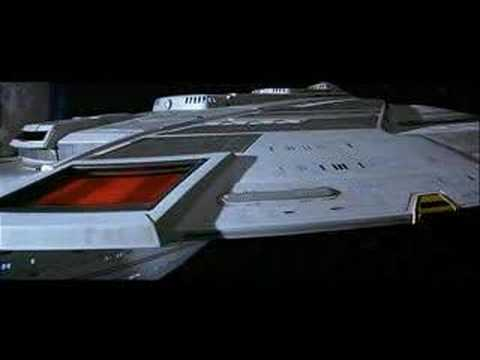 All Enterprise-E scenes from Star Trek: First Contact