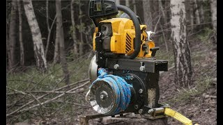 Chain Saw HACK 3 - Capstan Winch