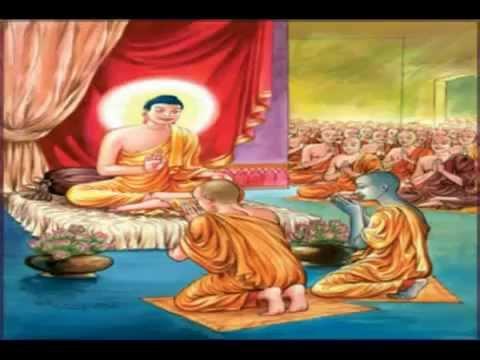 Xá Lợi Phất (Trí Huệ Đệ Nhất) - Karaoke (Nhạc Phật Giáo chế lời)