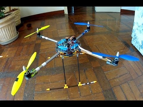 Turnigy HAL Quadcopter Frame 585mm
