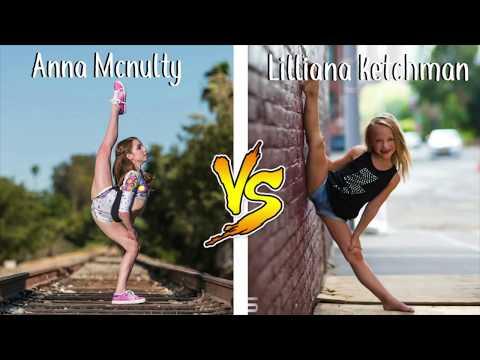 Anna Mcnulty VS Lilliana Ketchman
