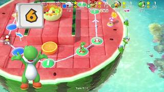 FRIENDS PLAY - SUPER MARIO PARTY SWITCH (PART 4) BOWSER HAS A PROBLEM