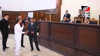 صلاح سلطان يترافع عن نفسه ويطالب بالإفراج عن ابنه: بلادي وإن جارت علي عزيزة