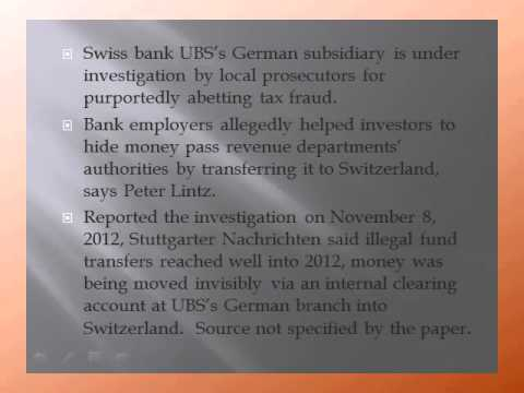 BP HOLDINGS BARCELONA AND MADRID SPAIN: UBS Germany ...