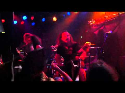 Alestorm Shipwrecked Live @ Slim's San Francisco 2011