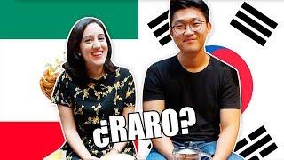 LO RARO DE VIVIR EN COREA Y MÉXICO   HelloTaniaChan ft CoreanoVlogs