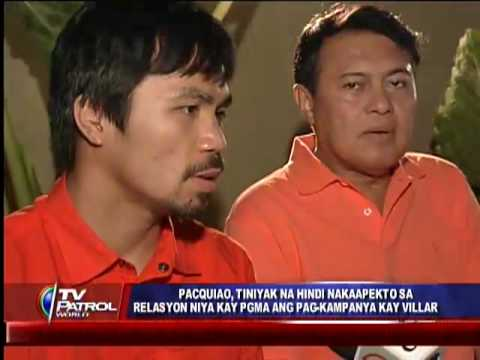 Aside from Saranggani, Pacquiao running for partylist seat?