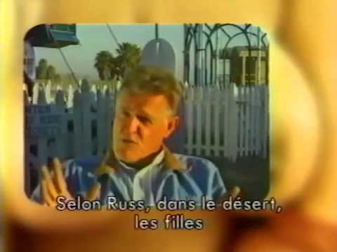 Charles Napier about Russ Meyer