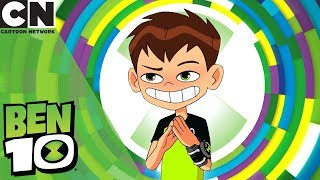 Ben 10 | Ben's Best Pranks | Cartoon Network UK 🇬🇧