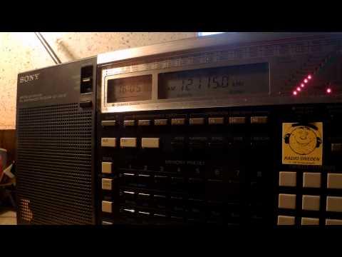 15 05 2015 Radio Dialogue FM Music to Zimbabwe 1605 on 12115 Madagascar