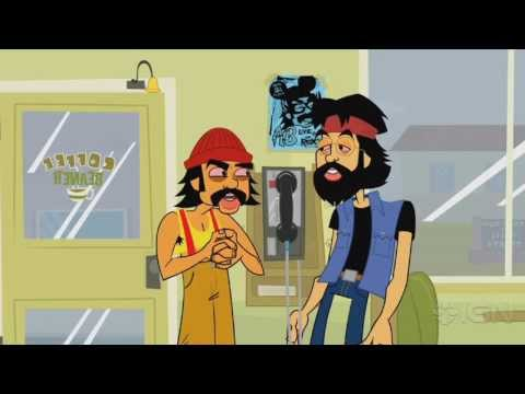 Cheech &amp; Chong's Animated Movie - Interview