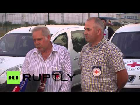 Russia: Red Cross chief announces progress on Russian-Ukrainian border talks