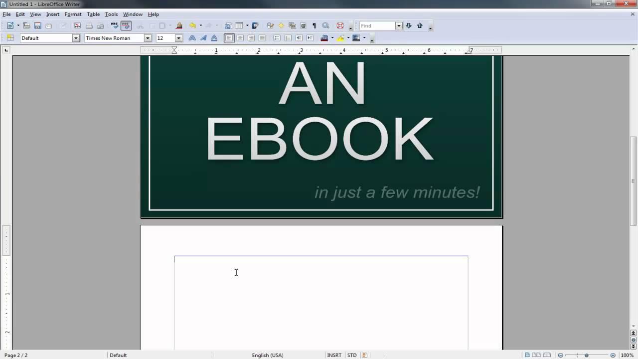 make ebook pdf
