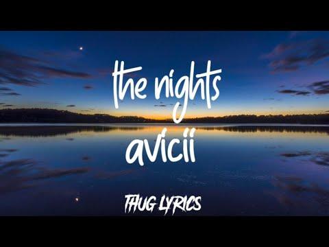 The Nights-Avicii (Lyrics)