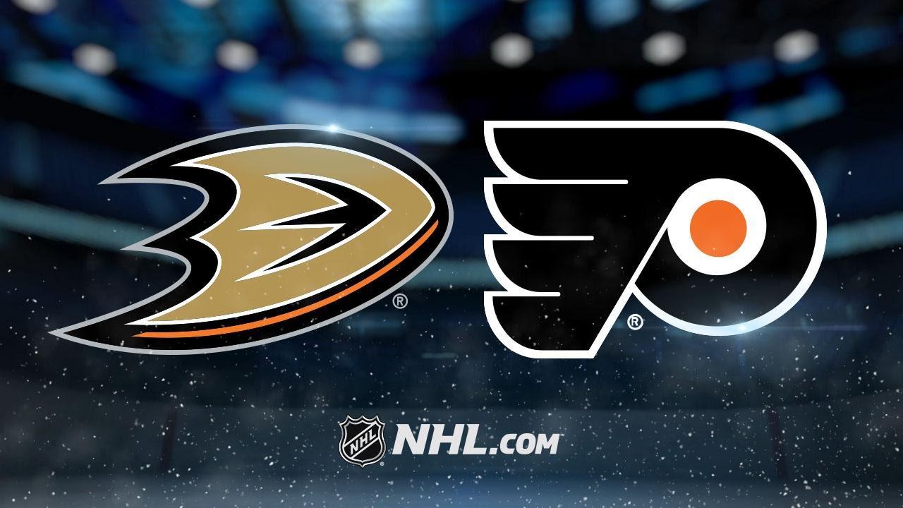 Rakell scored two goals as Ducks beat Flyers