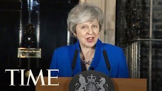 Theresa May Speaks After Surviving No Confidence Vote   TIME