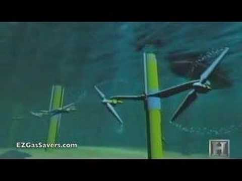 Tidal Wave Alternative Energy