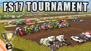 OFFICIAL FARMING SIMULATOR 2017 12 DAY TOURNAMENT | $150 WINNER TEAM PRIZE