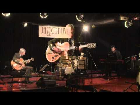 JazzOnLive, franco Cerri Jazz trio con Guido Tononi - clip1 v1