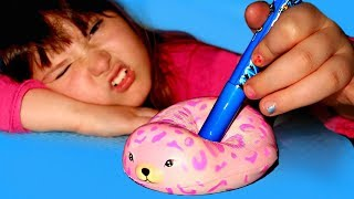 FUNNY SQUISHY PET PEEVES! | FUNNY SQUISHY FAILS