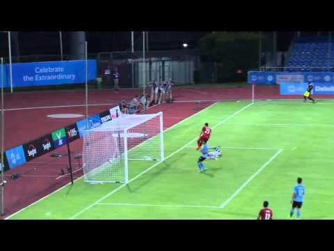 Football Laos vs Thailand first half highllights 29 May   28th SEA Games Singapore 2015 720p