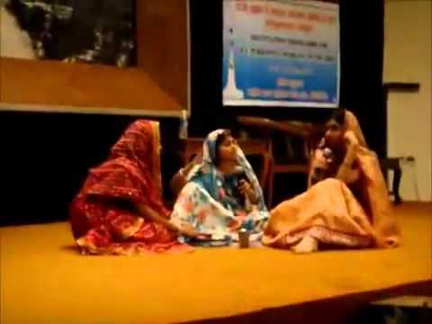 Hindi Drama At Sdsc Shar On Importance Of Education -hindi Short Film video