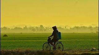 Seruling Merdu Sunda Mengantarkan Petani Ke Sawah