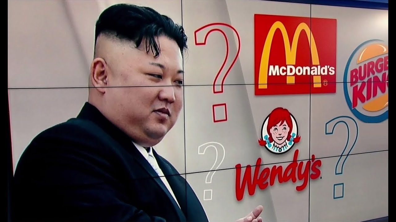 North Korea offers burger chain instead of nuclear disarmament says CIA report