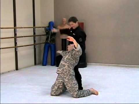 Self Defense America by the Hand to Hand Combat Training Center