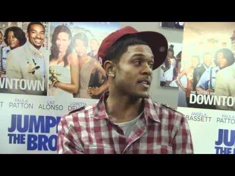 Meet & Greet with Meagan Good & Pooch Hall