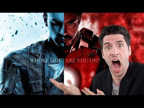 Captain America 3 is Marvel's Civil War!?