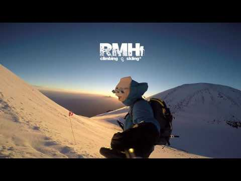 Cosmic Sunrise On Mt. Elbrus At 5300 | Russian Mountain Holidays