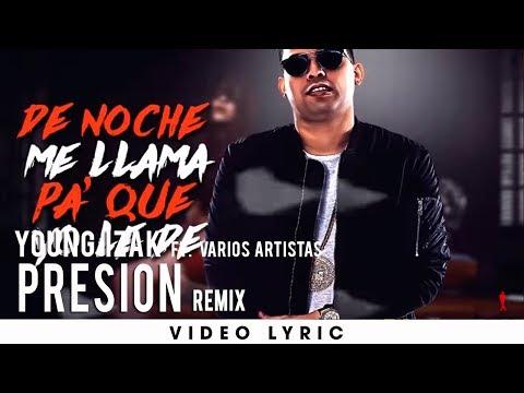 Young Izak Ft. Ozuna, Juanka, Gustavo Elis, Yomo, Clandestino & Yailemm – Presión Remix