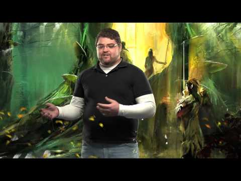 Guild Wars 2 - Combat in Guild Wars 2  [UK/US] - Official ArenaNet Video - @GuildWars2_TV