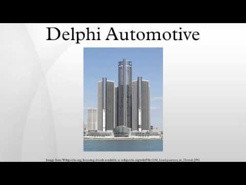 Automotive News,Automotive Technician,Delphi Automotive,Merchant Automotive,Sears Automotive