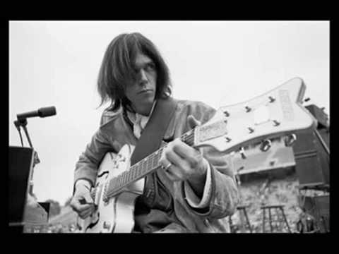 Neil Young - Lady Wing Shot