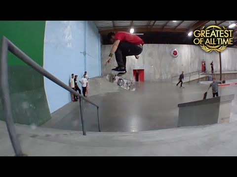 Chris Cole Switch 360 Flips The Whole Park First Try