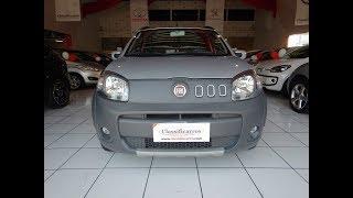 Fiat Uno Way 1.4 8v (Flex) - 2011