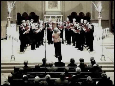 Musica Sacra rehearses Domenico Scarlatti's Stabat Mater