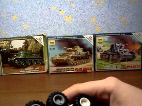 танк т10 из лего инструкция